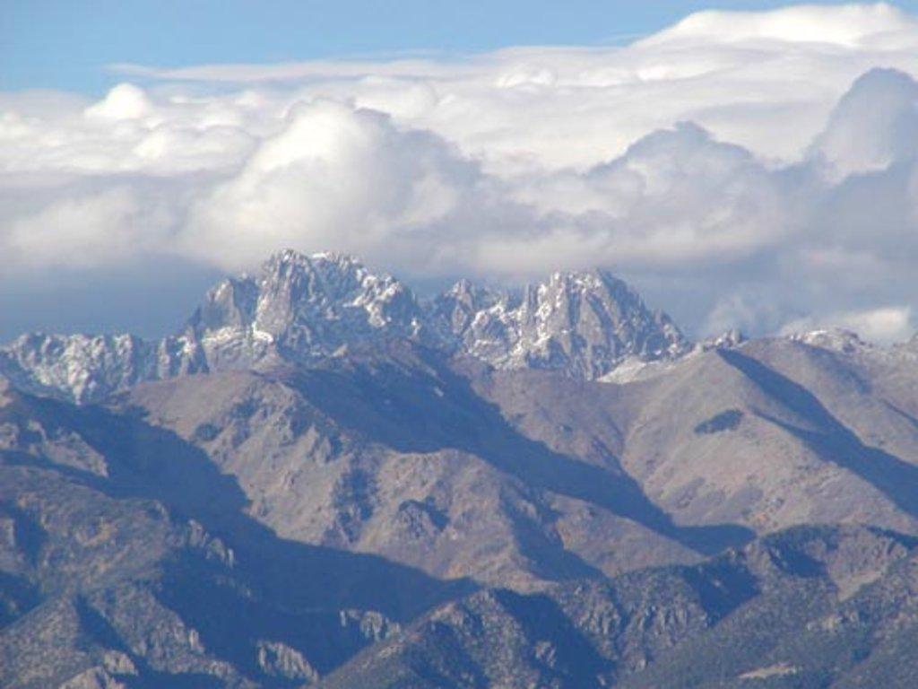Photo №2 of Crestone Peaks