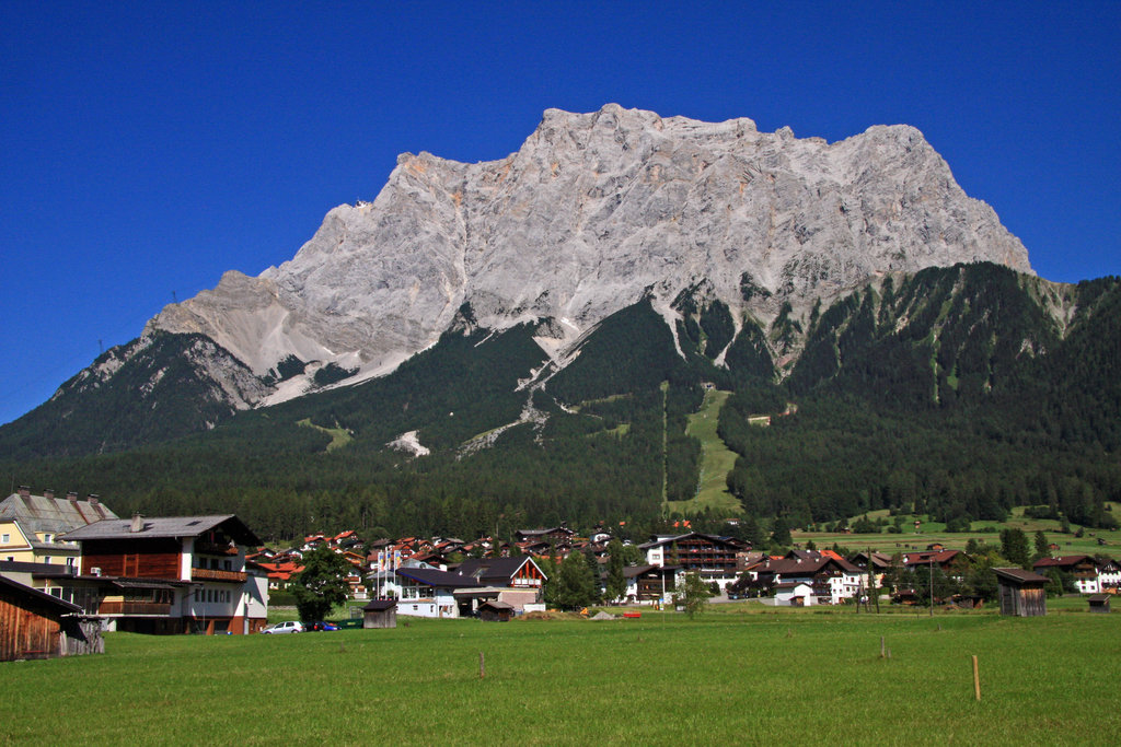 Photo №1 of Zugspitze