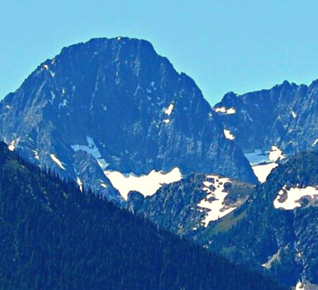 Photo №1 of Mesahchie Peak