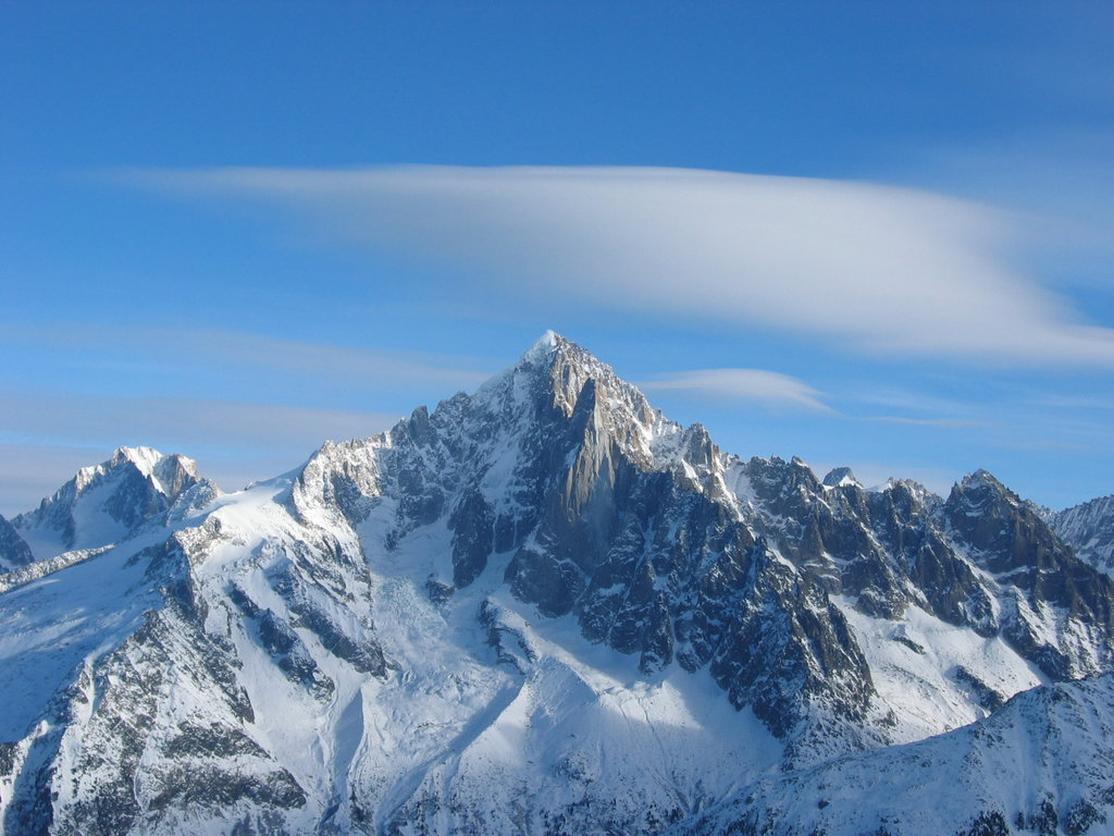 Photo №1 of Aiguille Verte