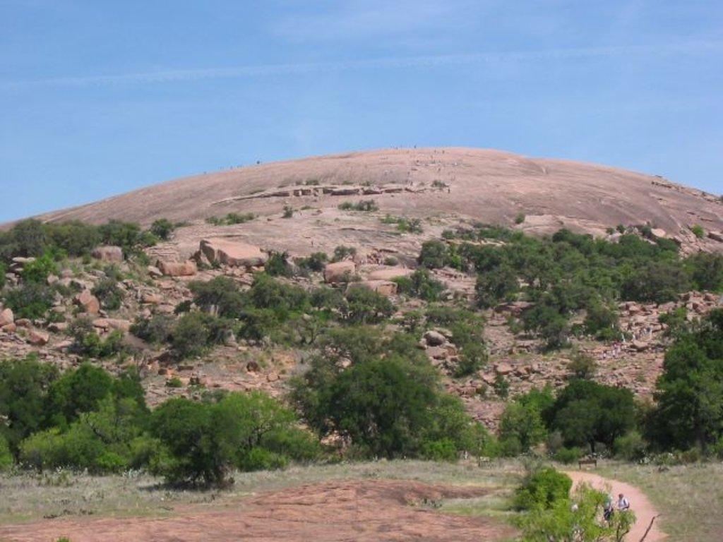 Llano County Mountains