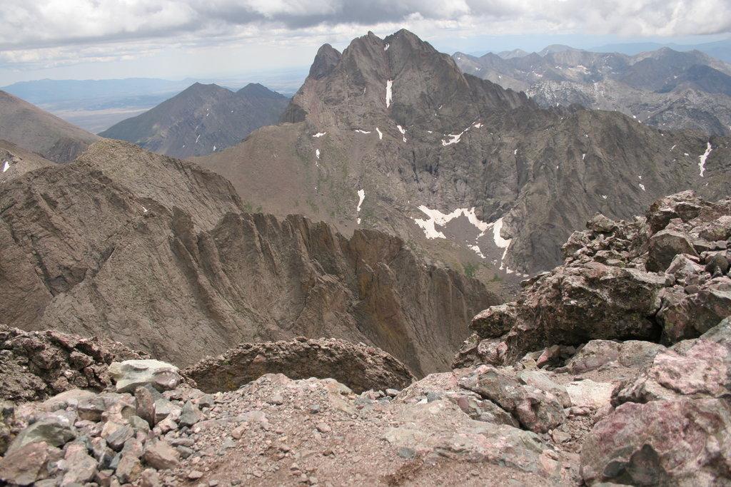 Photo №1 of Crestone Peaks