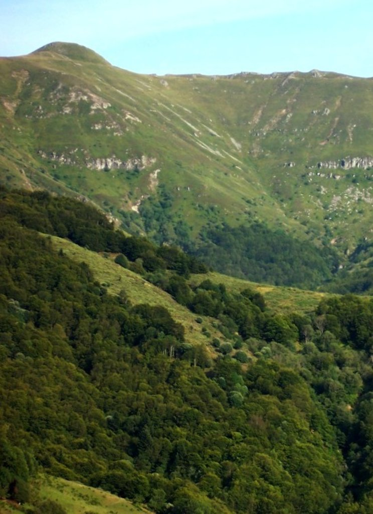 Photo №1 of Plomb du Cantal
