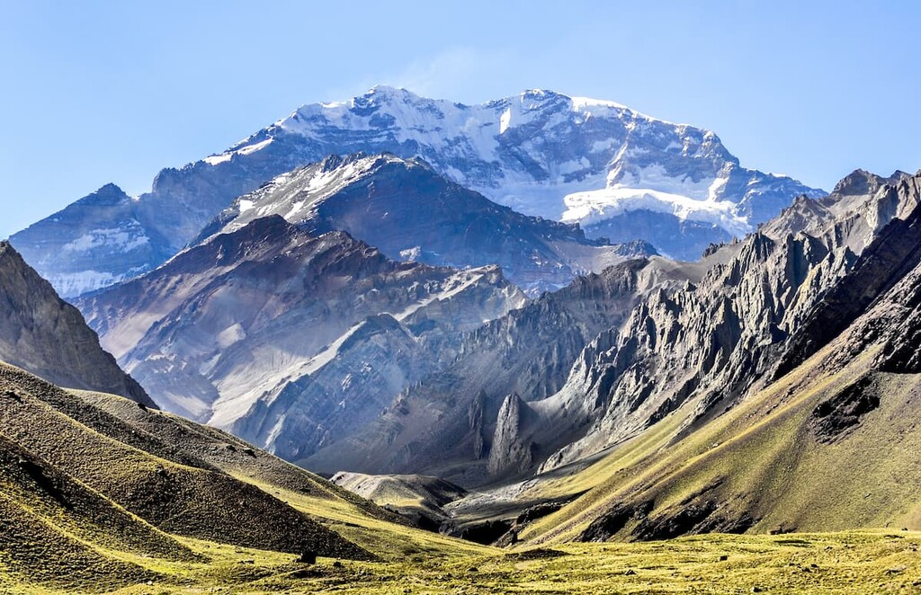 Andes (Chile, Argentina)