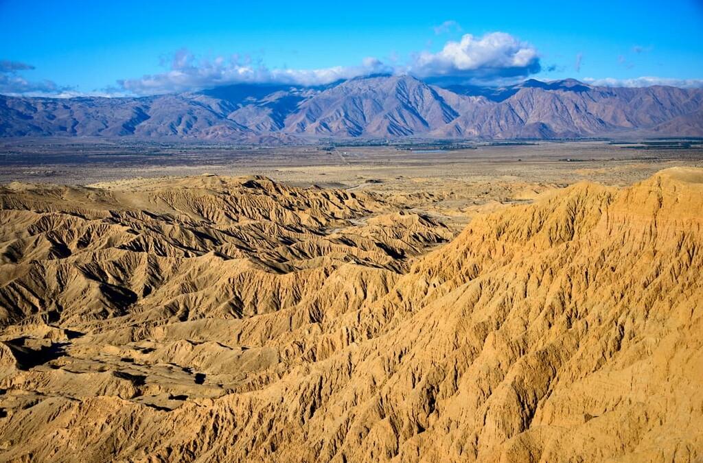 Anza-Borrego Desert State Wilderness