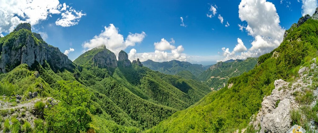 Regional Natural Park of the Apuan Alps