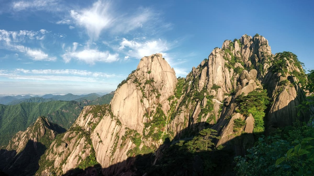 Huangshan National Scenic Area