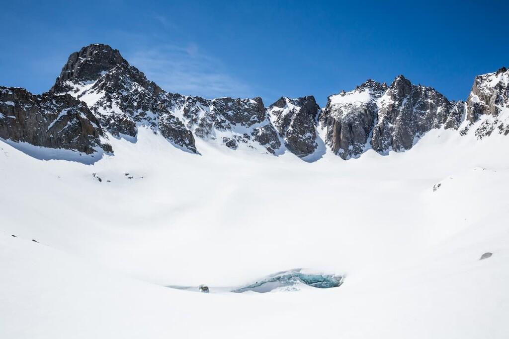 Sierra Peaks Section Mountaineers Peaks