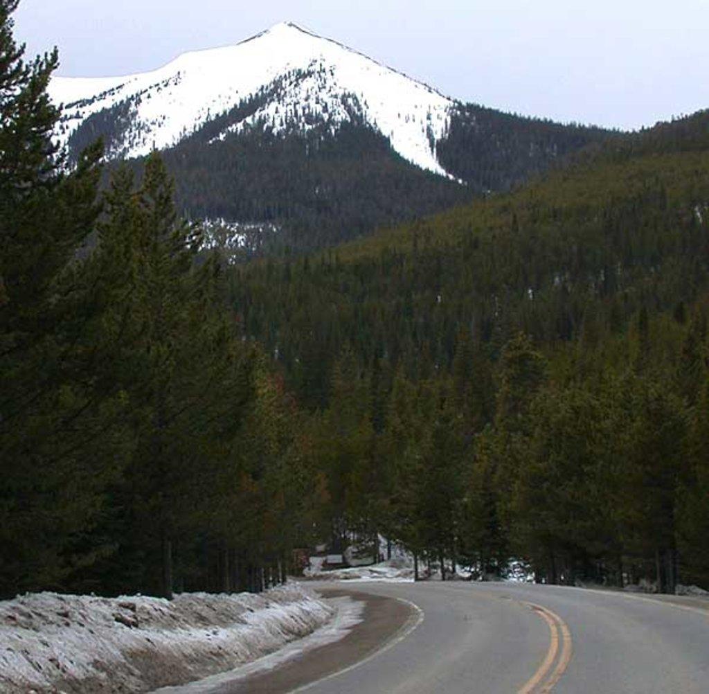 Photo №1 of Parkview Mountain