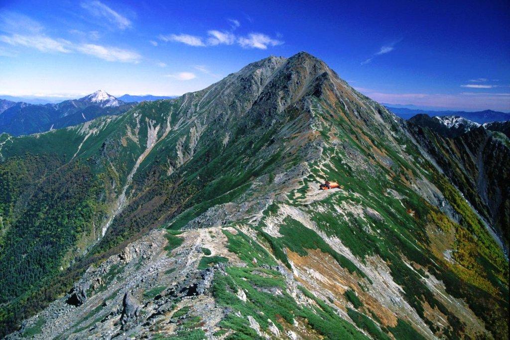 Photo №1 of Mt. Kitadake
