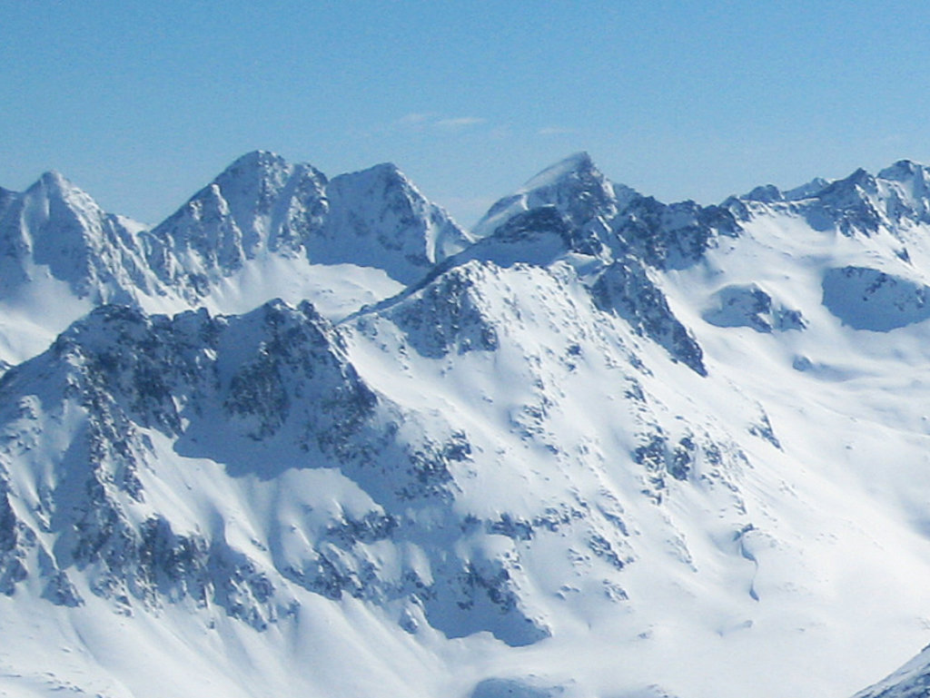 Photo №1 of Piz Blas