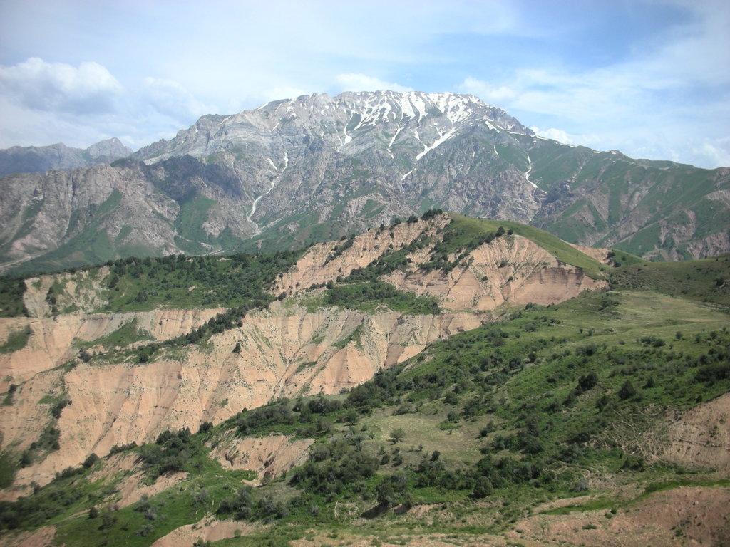 Photo №1 of Gora Bol'shoy Chimgan