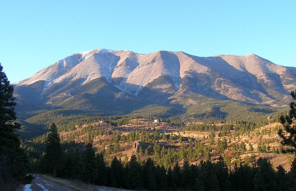 Photo №1 of West Spanish Peak