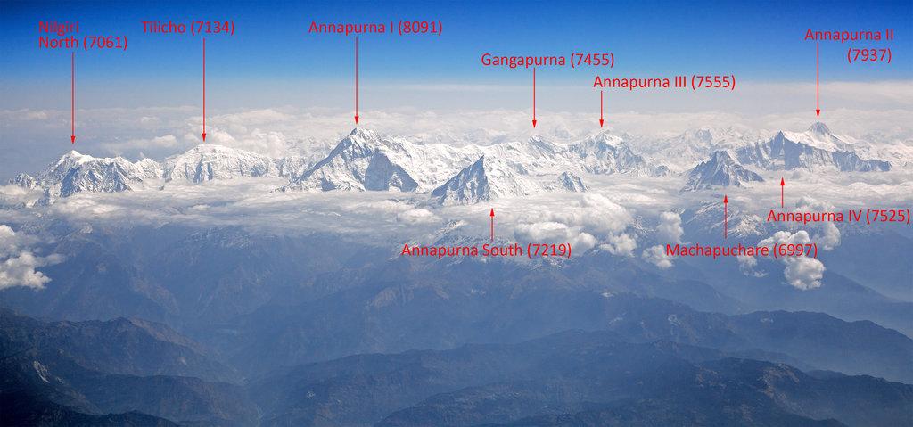 Photo №3 of Annapurna I