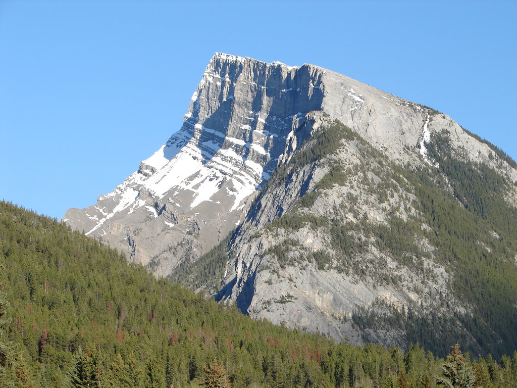 Photo №2 of Mount Rundle