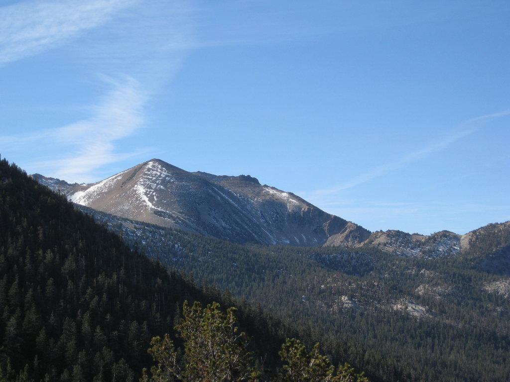 Tahoe-Ogul Peaks List