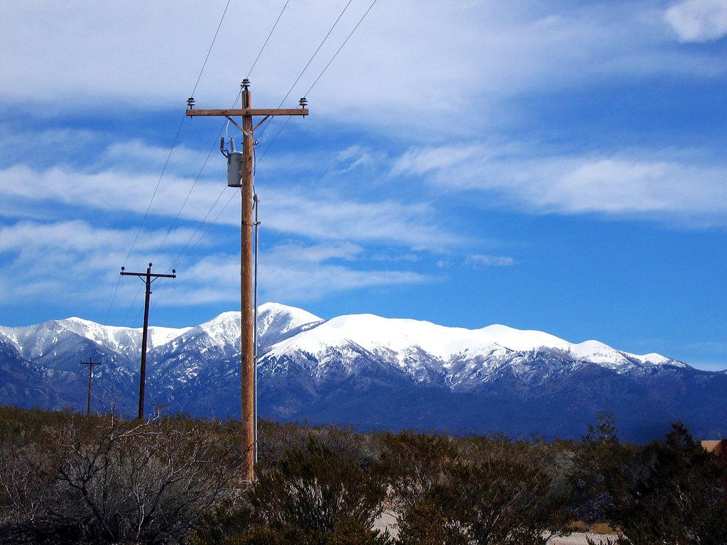 Photo №1 of Sierra Blanca Peak