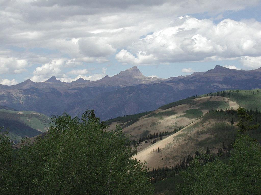 Photo №2 of Uncompahgre Peak