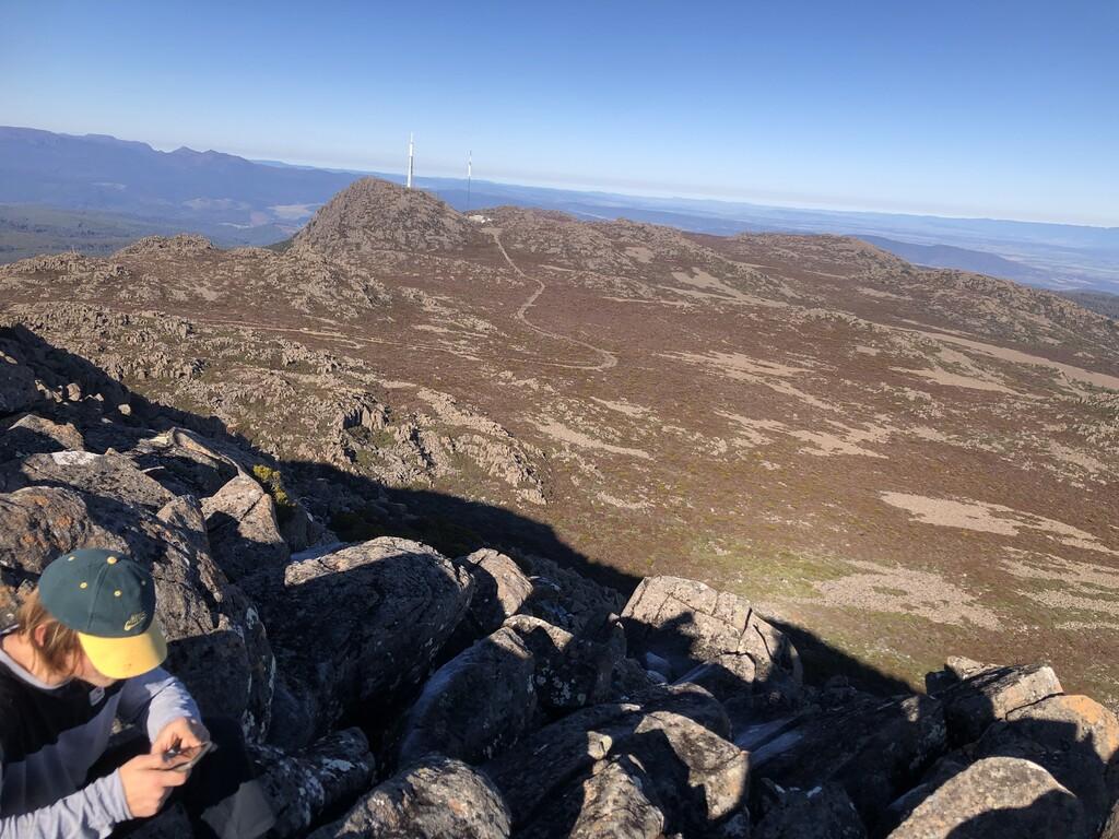 Mount Barrow image