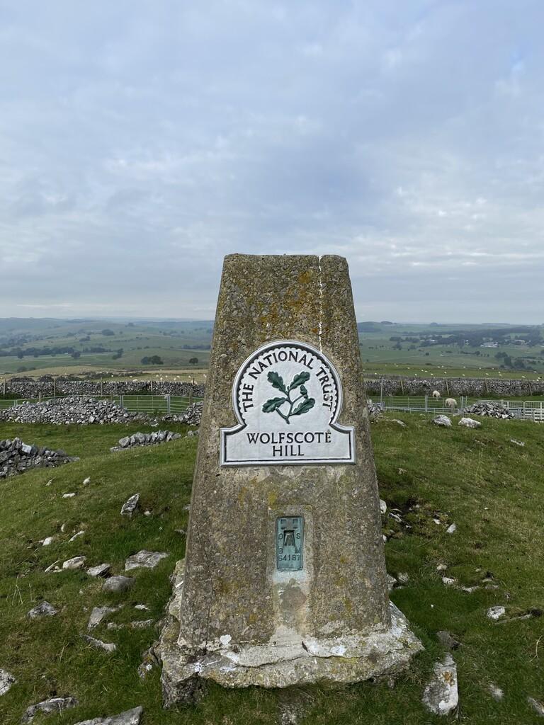 Wolfscote Hill image
