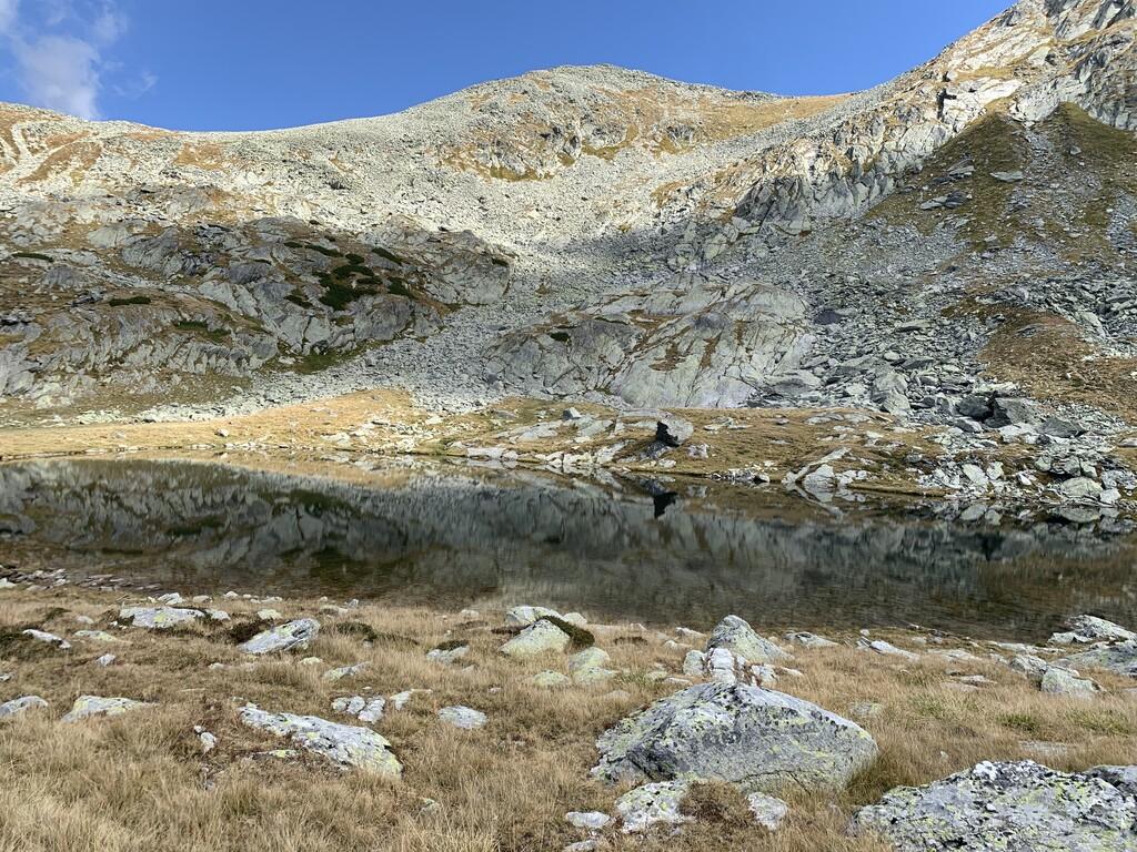 Lacul Mare din Valea Rea image
