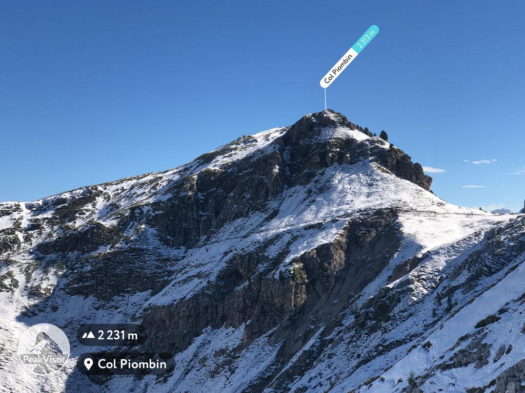 Photo №1 of Col Piombin