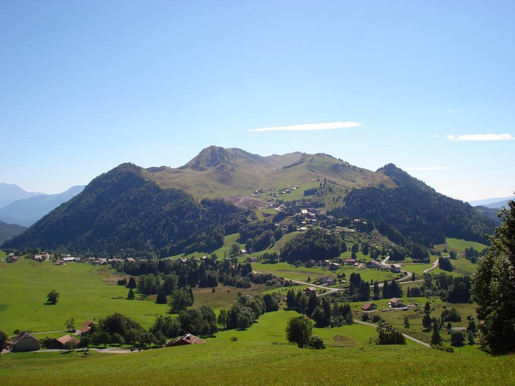 Photo №1 of Montagne d'Hirmentaz