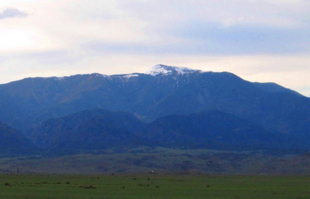 Photo №1 of Greenhorn Mountain