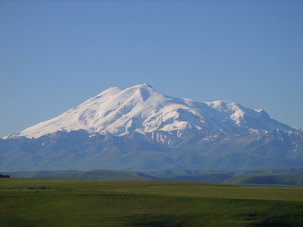Photo №1 of Mount Elbrus (West Summit)