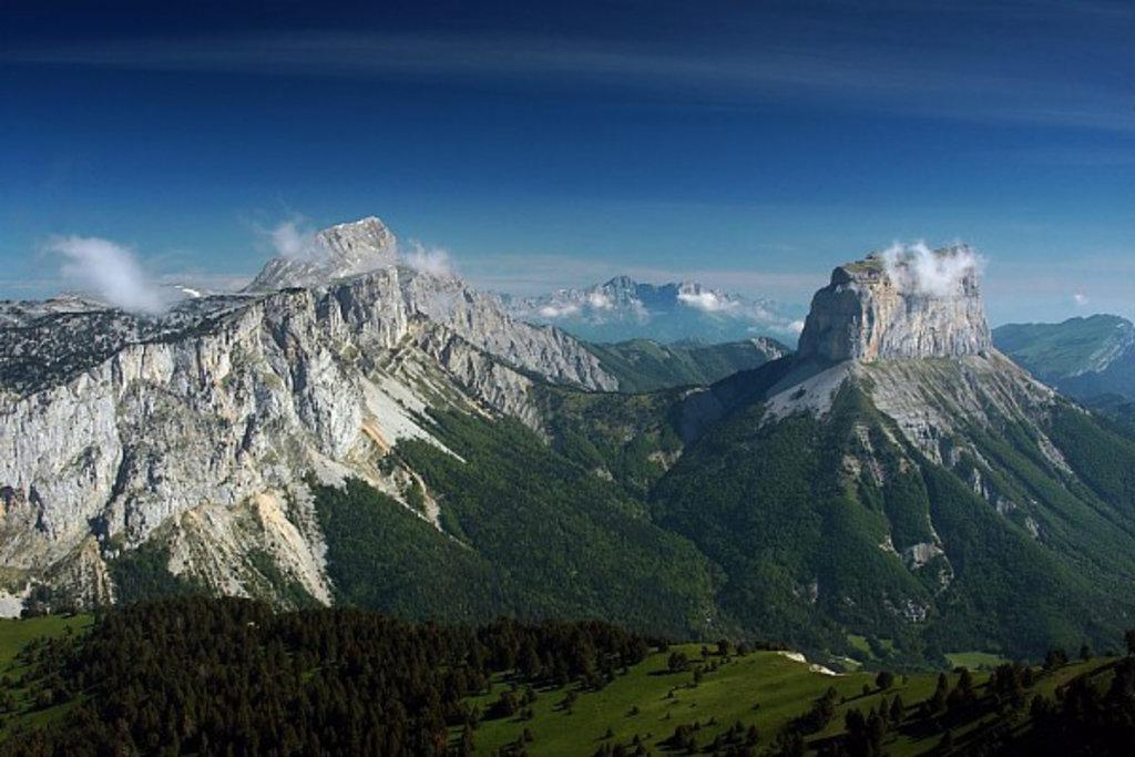 Photo №1 of Mont Aiguille