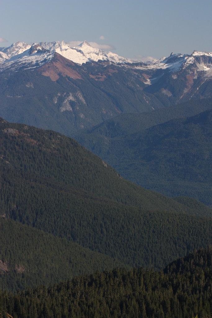 Photo №2 of Snowfield Peak