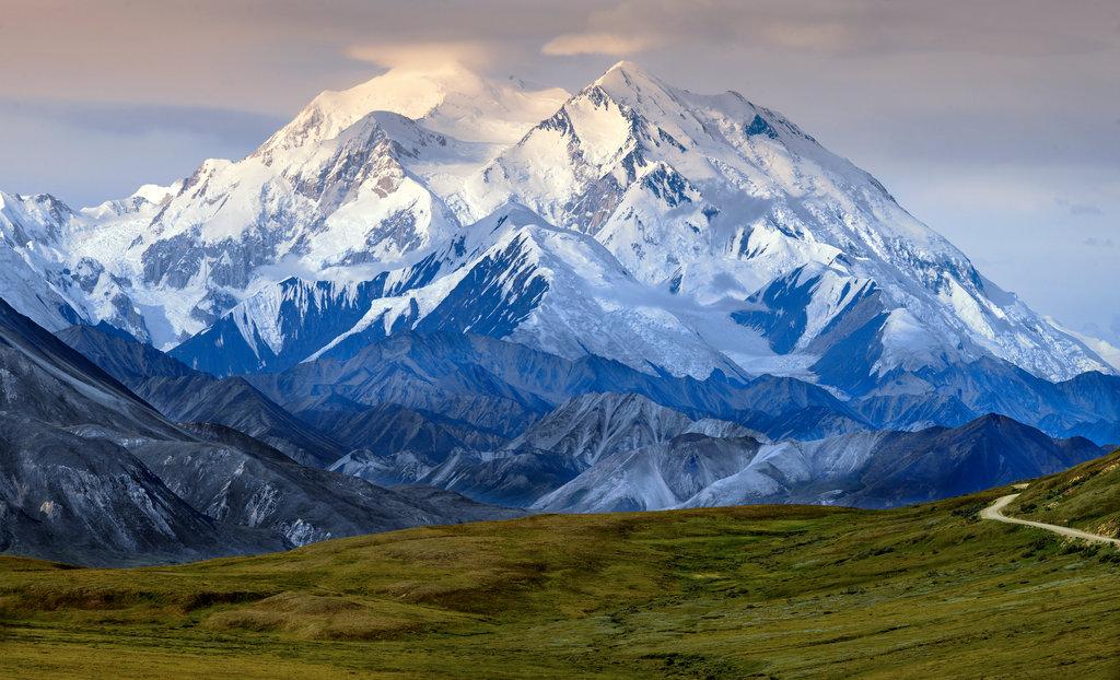 Alaska 13,000-foot Peaks