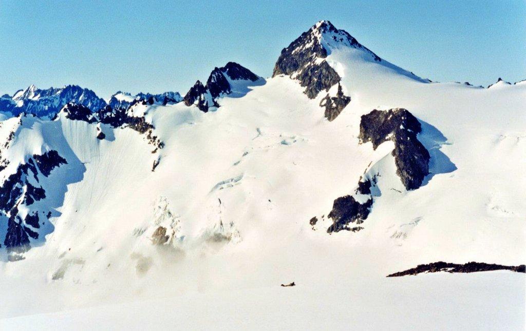 Photo №1 of Snowfield Peak