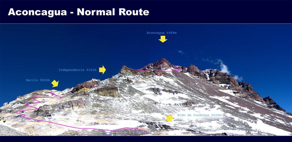 Photo №5 of Cerro Aconcagua