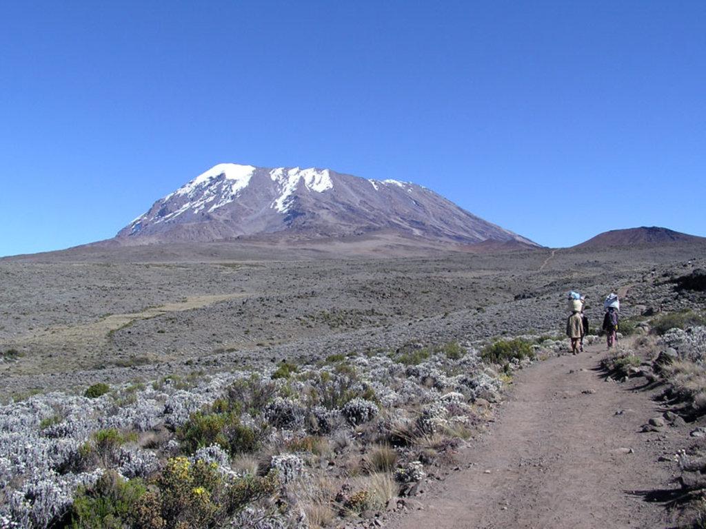 Photo №1 of Uhuru Peak