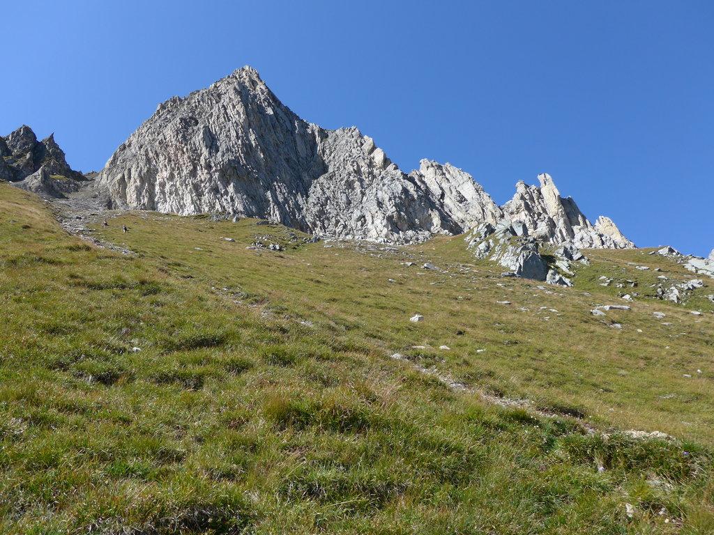 Photo №1 of Tristenspitz - Cima dei Covoni