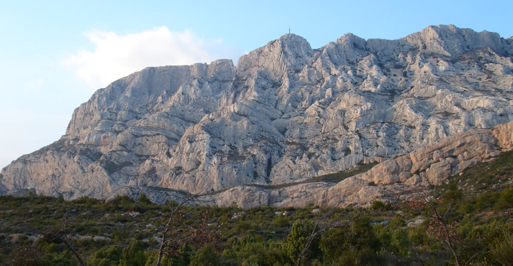 Photo №1 of Montagne Sainte-Victoire
