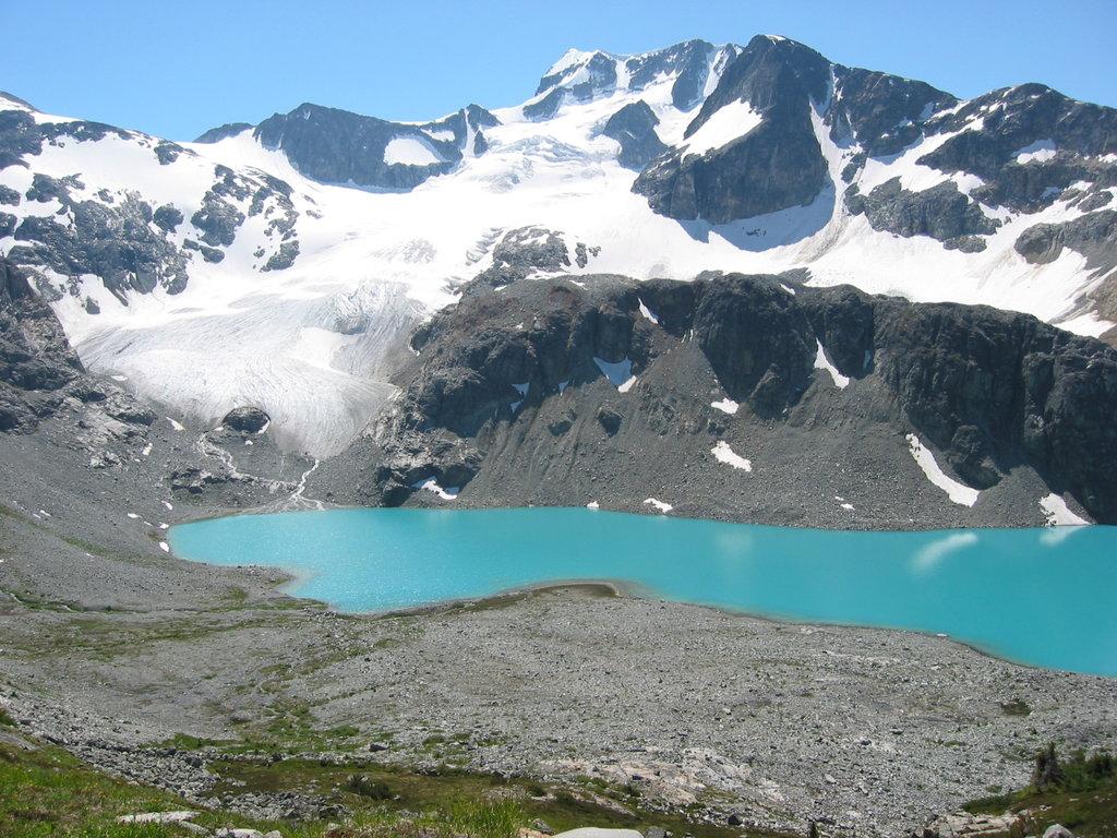Southwest British Columbia-Gunn Scrambles