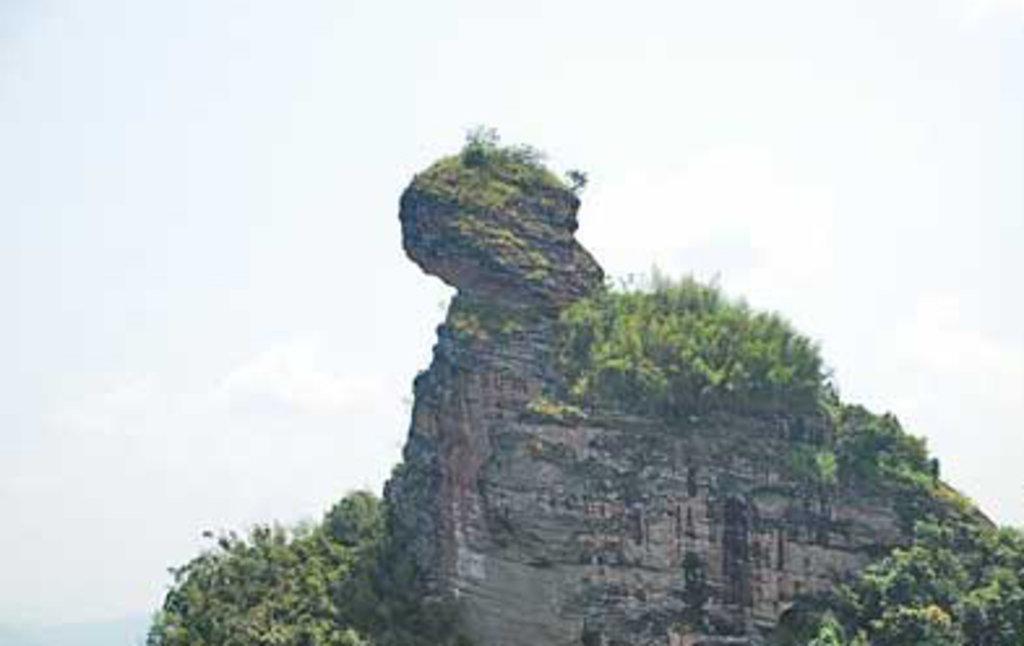 Nanling Mountains