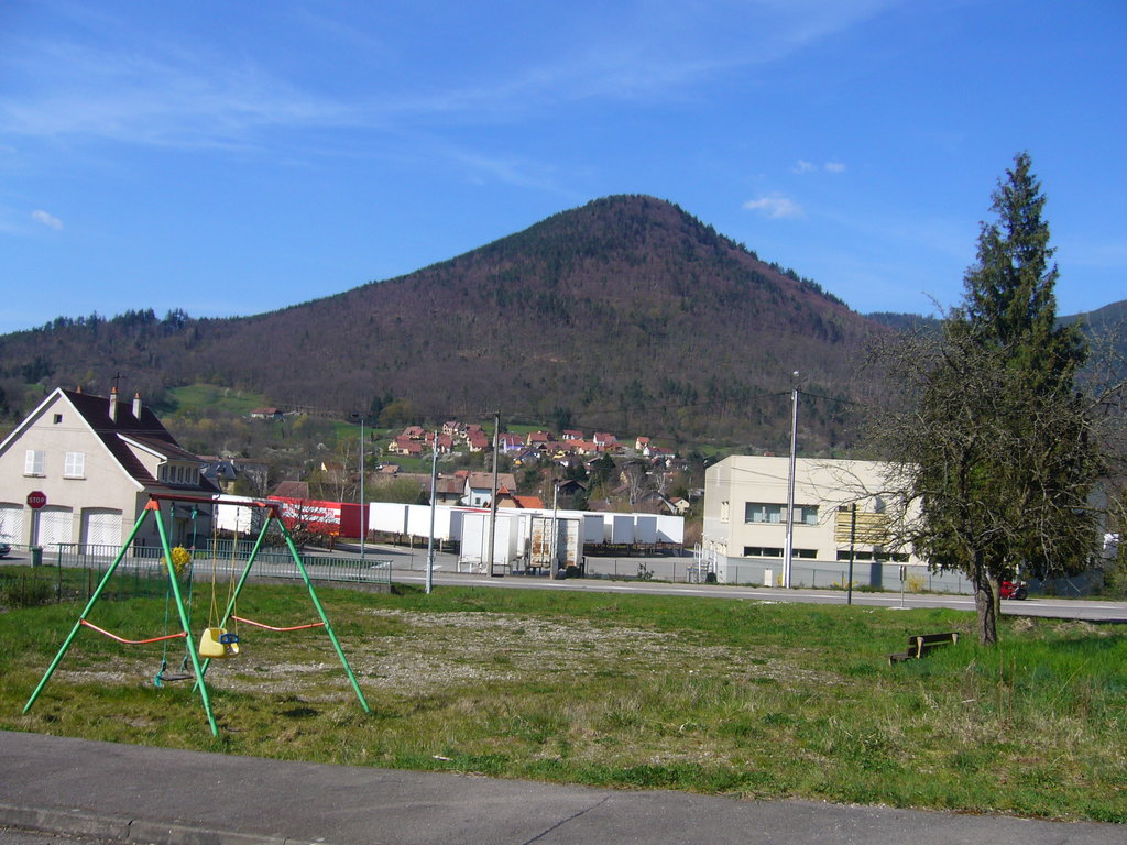 Photo №1 of Le Chalmont