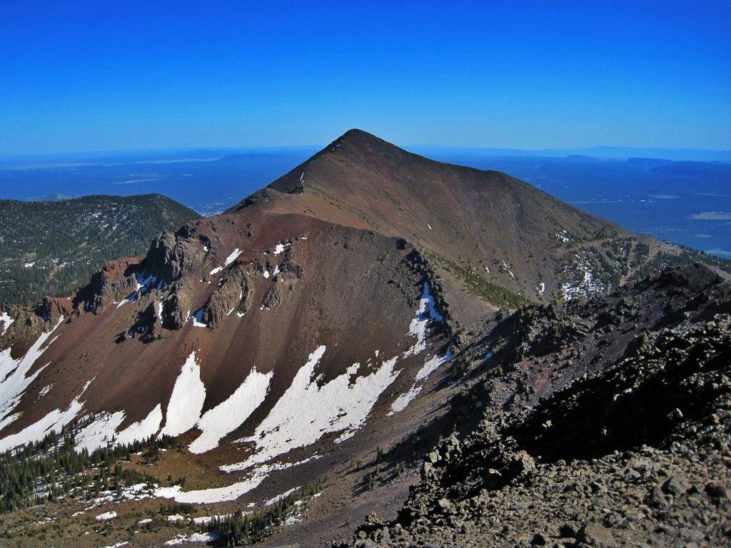 Photo №1 of Agassiz Peak