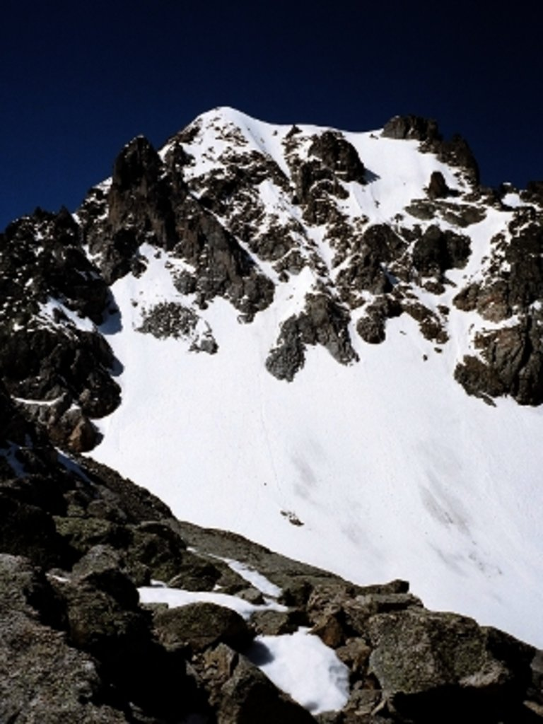 Photo №1 of Aiguille de la Floria