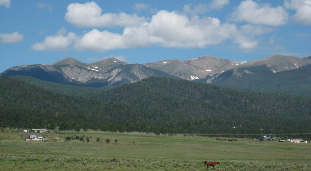 New Mexico 12,000-foot Peaks