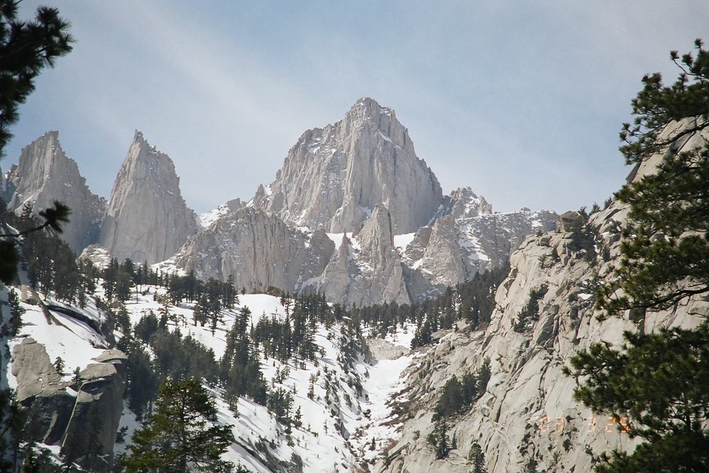 Photo №1 of Mount Whitney