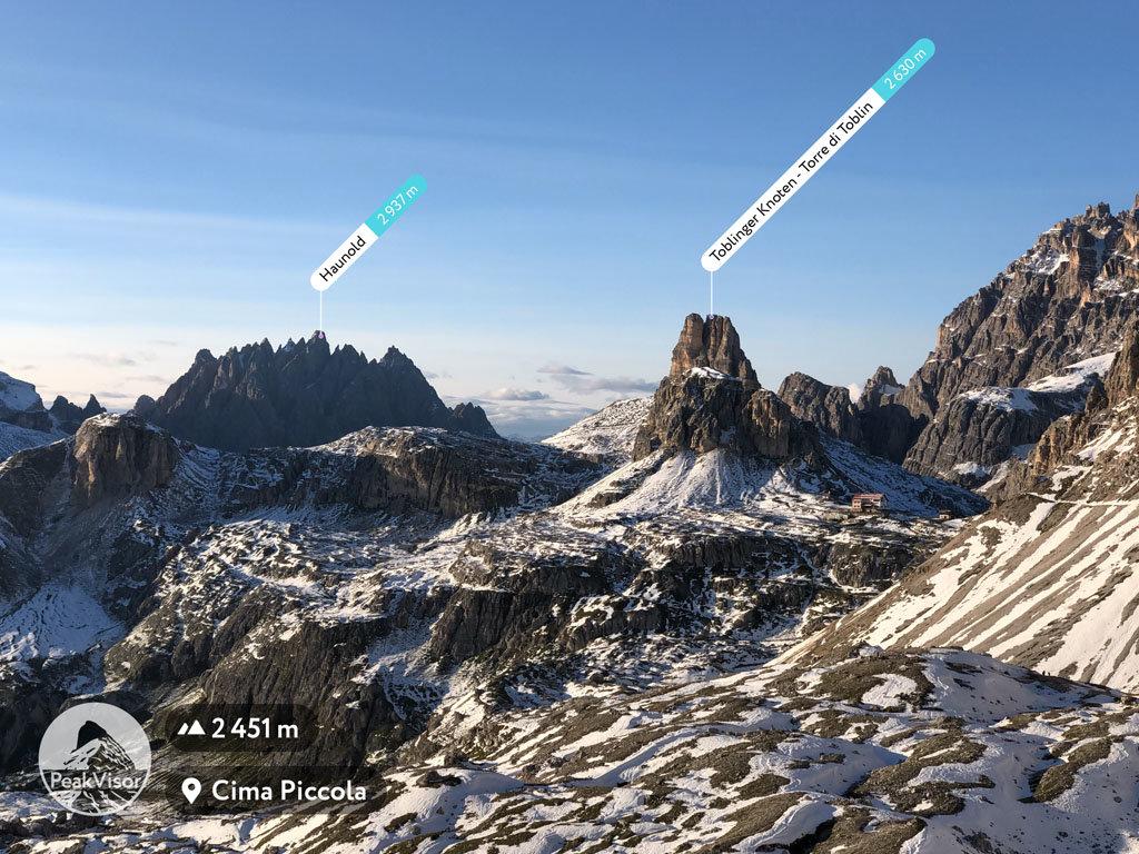 Photo №2 of Haunold - Rocca dei Baranci