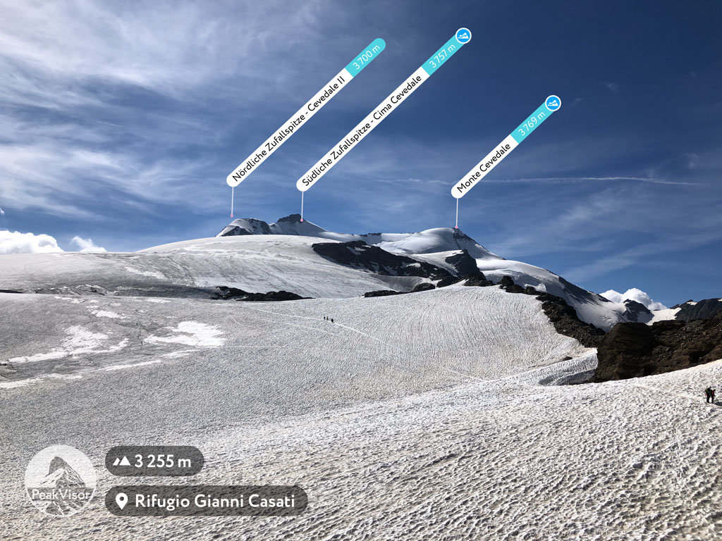 Photo №1 of Monte Cevedale