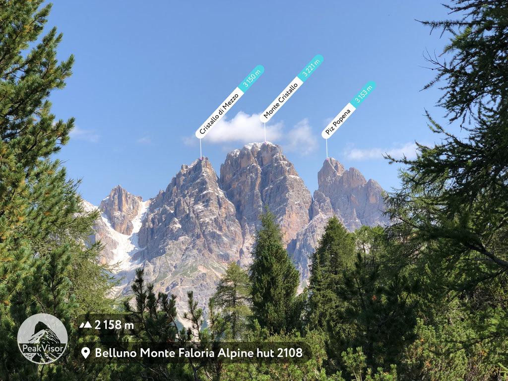 Photo №4 of Monte Cristallo