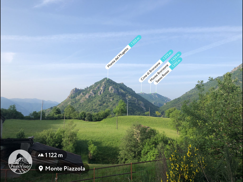 Photo №1 of Monte del Mugetto