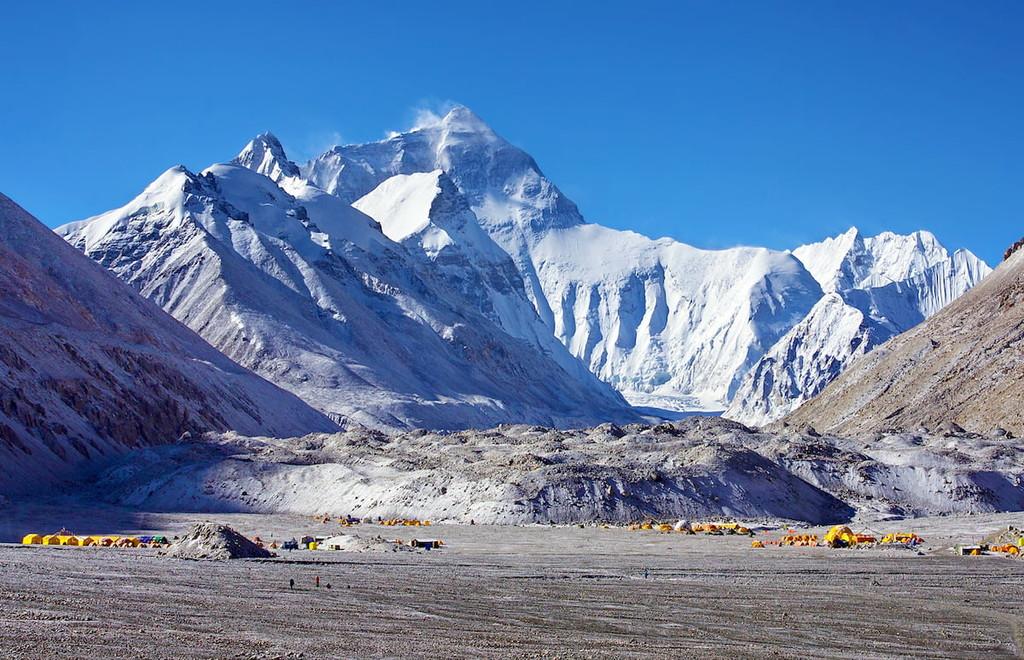 Ultra mountains of China