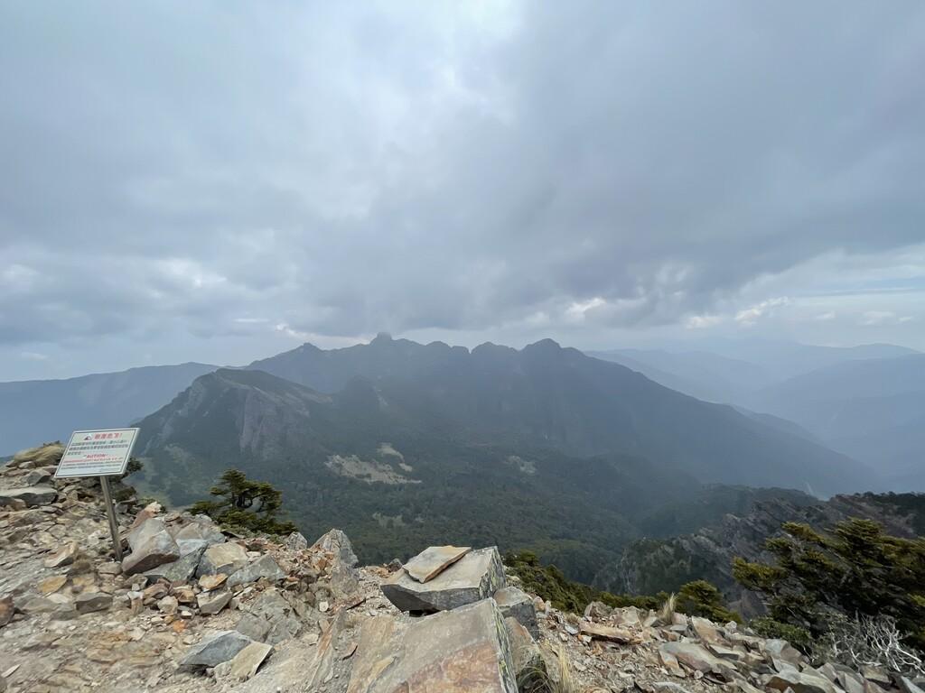 Taiwan Peaks-the Four Beauties